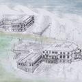 Új iskolaépület a Zugligetben