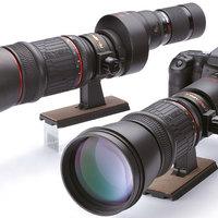 Fluorit objektív és spektív: Kowa Prominar 500 mm (TP-556FL)