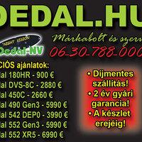 Dedal akciók a www.dedal.hu webshopban!