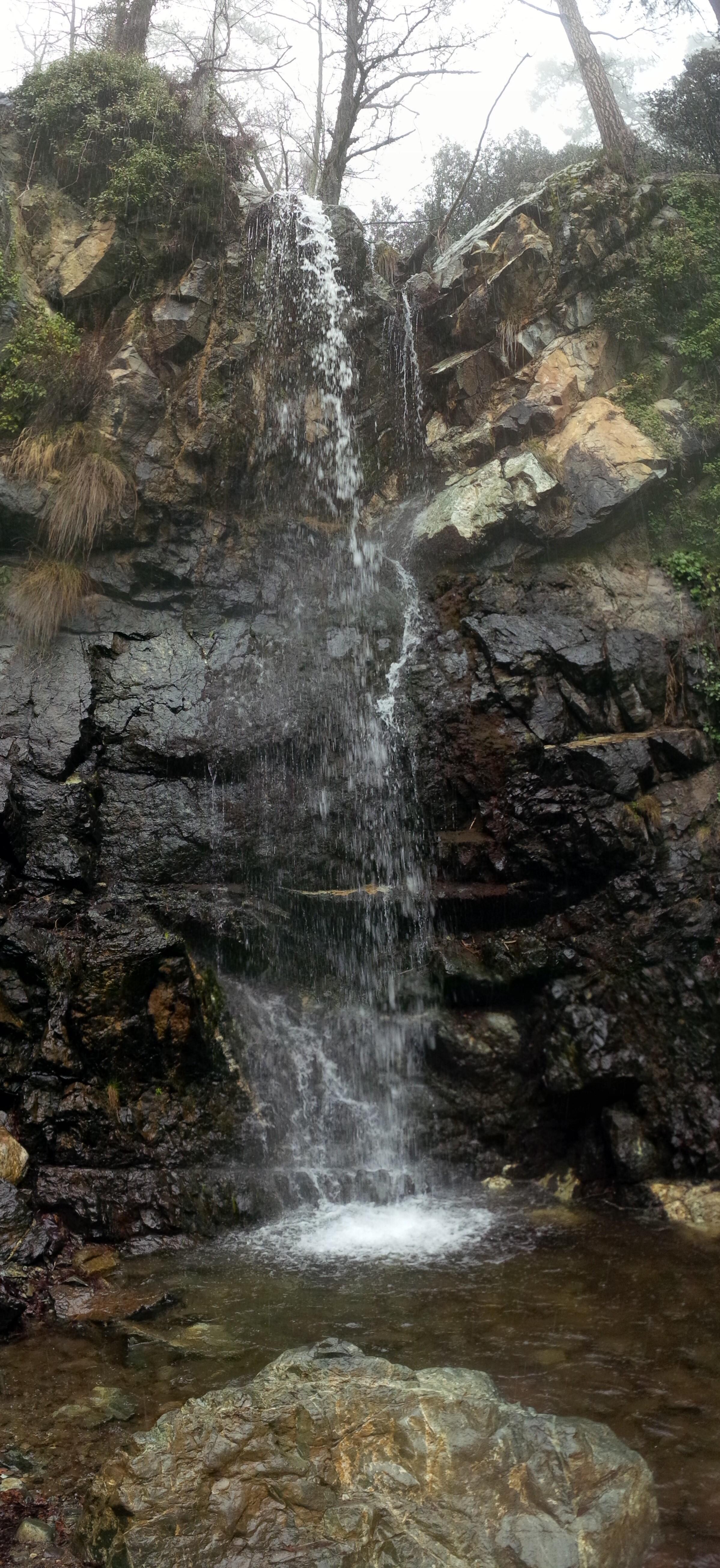 Troódos-hegység, Caledonia Vízesés