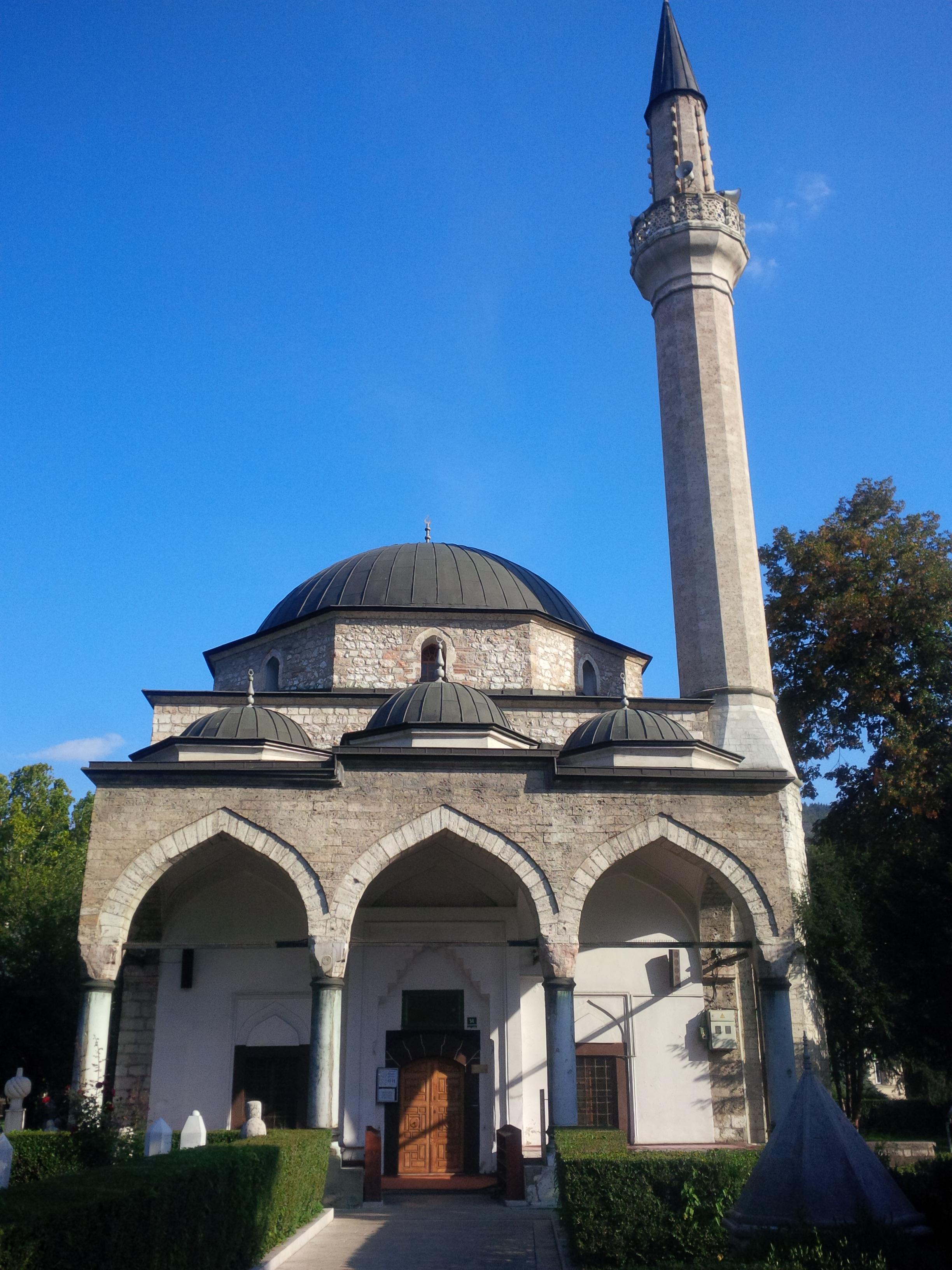 Mecset az óvárosban