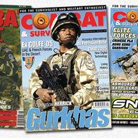 Combat & Survival magazin