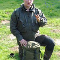 Interjú Paul Kirtley bushcraft oktatóval
