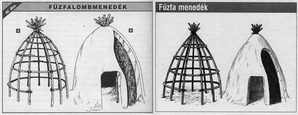 Fűzfa kunyhó