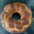Challah – tojásos, fonott kenyér