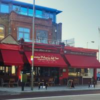 Argentin steak ház Londonban - Santa Maria Del Sur