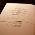 Sztázsolás a Dinner by Heston Blumenthal-ban I.