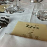 Marco Pierre White – Wheeler's of St. James's