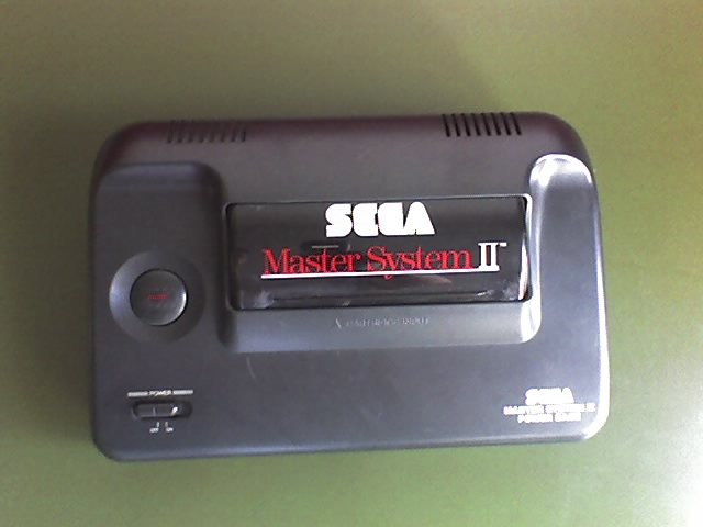 Szegasztok sega master system ii vakerda - Console sega master system 2 ...