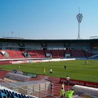 Stadionokról