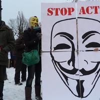 Részvételünk az ACTA-ellenes tüntetésen... Valódi demokráciát, most!