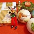 Készíts vintage hatású gömböket a karácsonyfára! - DIY