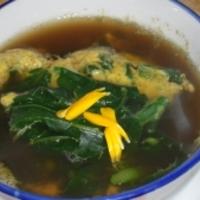 Tojásfelhő leves