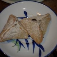 Purim után a tradicionális ünnepi sütemény a Homentas azaz  Hámán-táska receptje