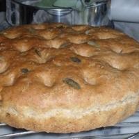 FOCACCIA - könnyű nyári kenyér