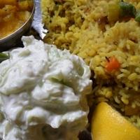 Egyszerű Indiai saláták