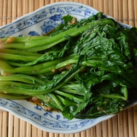 Spenót saláta