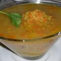 Indiai menü - Dhal vörös lencséből, parathával - VIDEO