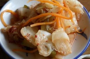 Kimcsi - Kimchi