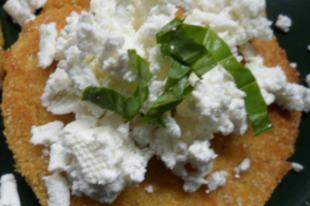 MCSADI — Grúz kukorica lepény