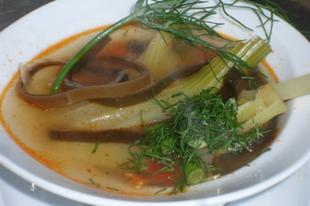 Mi is az a gumós kömény - és belőle egy leves
