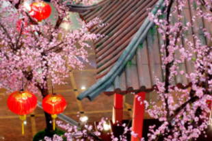A Kínai Újév a Tavasz Ünnepe