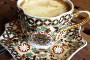 Egy különlegesen krémes kávé
