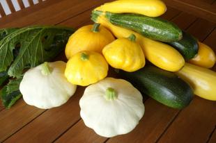 Szezámos zöldségek