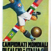 Magyarok a labdarúgó-világbajnokságokon: 1934