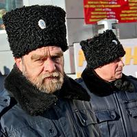 Kozákok Szocsiban