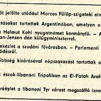 Időkapszula: NB1 1983-84 12. forduló