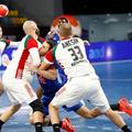 Magyarország - Franciaország 32-35 (14-12, 30-30)