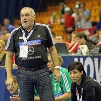 Magyarország - Spanyolország 28-21 (17-12)
