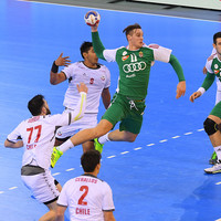 Magyarország - Chile 34-29 (17-14)