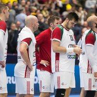 Magyarország - Svédország 18-24 (9-10)