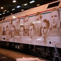 Sajtótájékoztató - Románia - Magyarország különvonatos utazás