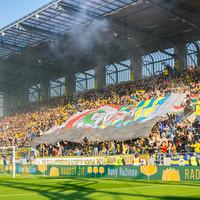 DAC-os Slovan-verés - a dunaszerdahelyi fociboldogságban jártunk