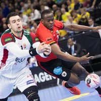 Magyarország - Angola 34-24 (18-8)