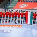 Magyarország - Norvégia 21-32 (9-17)