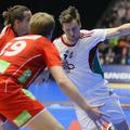 Magyarország - Norvégia 28-31 (10-17)
