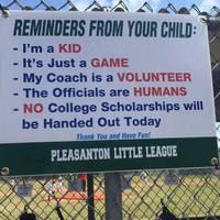 A fair play-ről, szülőknek