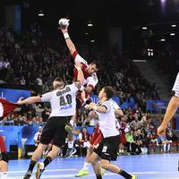 Magyarország - Németország 23-27 (11-16)