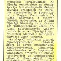 Időkapszula: NB1 1983-84 15. forduló