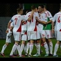 Szabics Imre gólja Fehéroroszország ellen