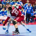 Magyarország - Szlovénia 29-28 (13-16)