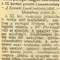 Óbudai Vívók a lisszaboni Ludak, Sasok és Oroszlánok ellen - az első portugál-magyar meccsek