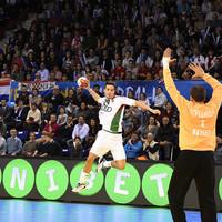 Magyarország - Horvátország 28-31 (11-11)