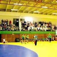 Röpködő fináncok a somogyi rekordbajnokok ellen - a Pénzügyőr-Kaposvár röplabda bajnoki döntő 4.meccsén jártunk