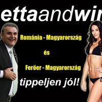 Bettaandwin - magyar válogatott tippelde - 2. forduló