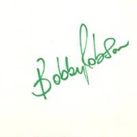 Osztálynapló – cserediák volt, Sir Bobby Robson